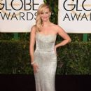 Reese Witherspoon arrives The 72nd Golden Globe Awards (2015)
