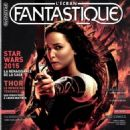 Jennifer Lawrence - L'ecran Fantastique Magazine Cover [France] (November 2013)