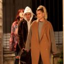 Hailey and Justin Bieber – Attend Wednesday night church service in Beverly Hills