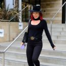Sharna Burgess – Out in Los Angeles - 454 x 658
