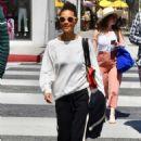 Thandie Newton – Shopping in Beverly Hills - 454 x 681