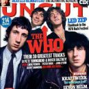 John Entwistle, Pete Townshend, Roger Daltrey, Keith Moon - Uncut Magazine Cover [United Kingdom] (October 2009)