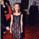 Calista Flockhart attends The 57th Annual Golden Globe Awards (2000)