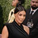 Kim Kardashian – 2019 Creative Arts Emmy Awards in Los Angeles