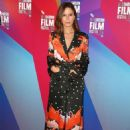 Rhona Mitra – 'The Fight' Premiere at 62nd BFI London Film Festival - 454 x 619