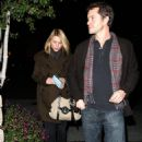 Claire Danes - Leaving Matsuhisa In Beverly Hills, 2009-02-24