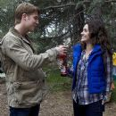 Emmy Rossum and Jake McDorman