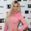 Katie Price – British LGBT Awards 2017 in London - 454 x 673