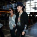 Marion Cotillard Arrives at LAX (November 10, 2014)