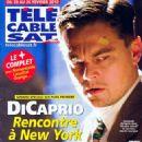 Leonardo DiCaprio - Télé Cable Satellite Magazine Cover [France] (20 February 2010)