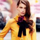 Louise Pedersen - Harper's Bazaar Magazine Pictorial [Russia] (November 2015)
