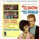 Connie Francis - When the Boys Meet the Girls [Original Soundtrack]