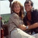 Helen Hunt and Bill Paxton