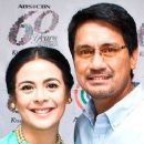 Richard Gomez and Dawn Zulueta