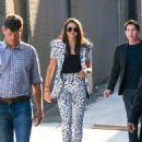 Shailene Woodley – Leaving Jimmy Kimmel Live! in Hollywood