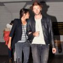 Nikki Reed and Paul McDonald arriving at Hotel Cafe (June 10) - 454 x 726