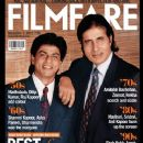 Shah Rukh Khan, Amitabh Bachchan - Filmfare Magazine Pictorial [India] (7 December 2011)