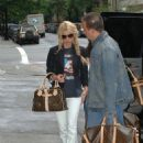 Jessica Simpson In NYC For A Photo Shoot 28 Jun 2006