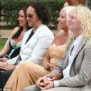 Vivian Campbell and Caitlin