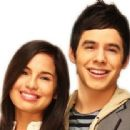 David Archuleta and Jasmine Curtis