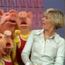Florence Henderson With The Muppets