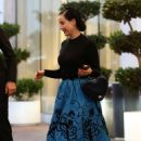 Dita Von Teese – Shopping at Neiman Marcus in Beverly Hills - 454 x 681