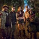 Karen Gillan as Ruby Roundhouse in Jumanji: Welcome to the Jungle - 454 x 332