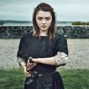 Maisie Williams as Arya Stark in Game of Thrones - Entertainment Weekly Magazine Pictorial [United States] (1 April 2016)