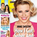 Jodie Sweetin - US Weekly Magazine Cover [United States] (11 April 2016)