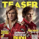 Chris Hemsworth - Cinema Teaser Magazine Cover [France] (September 2013)