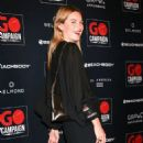 Camille Rowe – 2018 GO Campaign Gala in Los Angeles - 454 x 584