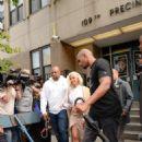 Cardi B – Leaving 109 Police Precinct in Flushing
