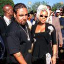 Tionne T-Boz Watkins and D'mon Rolison