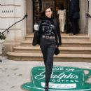 Camilla Belle – Leaving the Ralph Lauren Show in NYC - 454 x 463