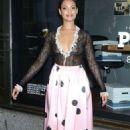 Cynthia Addai-Robinson – 'Power' TV Show Saks Fifth Avenue Window Unveiling in New York