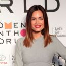 Torrey DeVitto – 2018 Women in the World Summit in New York - 454 x 681