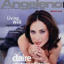 Claire Forlani In Angeleno Magazine Sept/Oct 1999 Issue