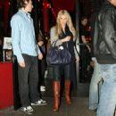 Jessica Simpson - Candids, Birds Bar Los Feliz 2007-11-19
