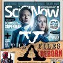 The X-Files - Scifinow Magazine Cover [United Kingdom] (February 2016)