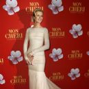 Eva Herzigova Mon Cheri Barbara Tag 2014 At Haus Der Kunst In Munich