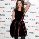 Stephanie Seymour Acria Holiday Dinner In New York