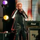 Billy Idol heads to 'Jimmy Kimmel Live!'