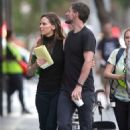 Hilary Swank – On the set of 'Fatale' in Los Angeles