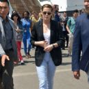 Kristen Stewart – Out and about in Cannes