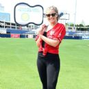 Lauren Alaina – 27th Annual City of Hope celebrity softball game in Nashville - 454 x 692