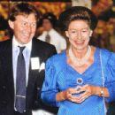 Princess Margaret and Roddy Llewellyn - 454 x 302