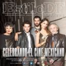 Patricia Reyes Spíndola - Estilo Df Magazine Cover [Mexico] (25 November 2016)
