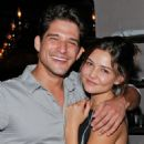 Tyler Posey and Danielle Campbell