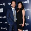 Luke Perry and Madison Bauer