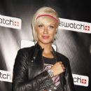 CariDee English - Swatch CreArt Collection Launch Party On July 15, 2009 In New York City - 454 x 681